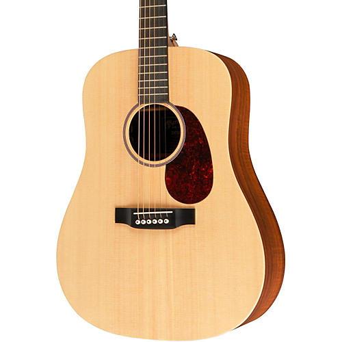 Martin X Series DX1KAE Acoustic-Electric Guitar Natural
