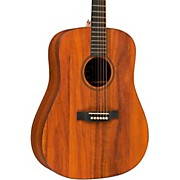 Martin X Series DXK2AE Left-Handed Dreadnought Acoustic-Electric Guitar
