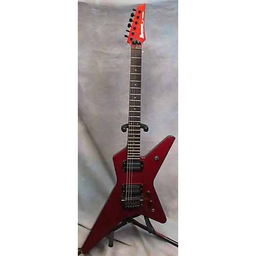 Ibanez X Series Destroyer Red Solid Body Electric Guitar-thumbnail