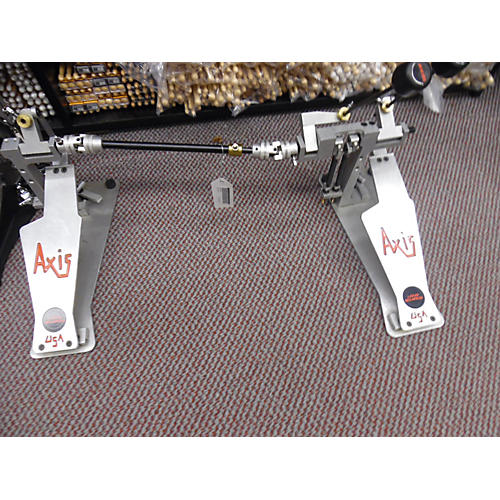 Axis X Series Double Bass Drum Pedal