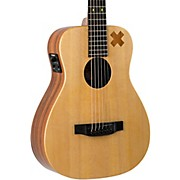 Martin X Series Ed Sheeran X Signature Edition Little Martin Acoustic-Electric Guitar