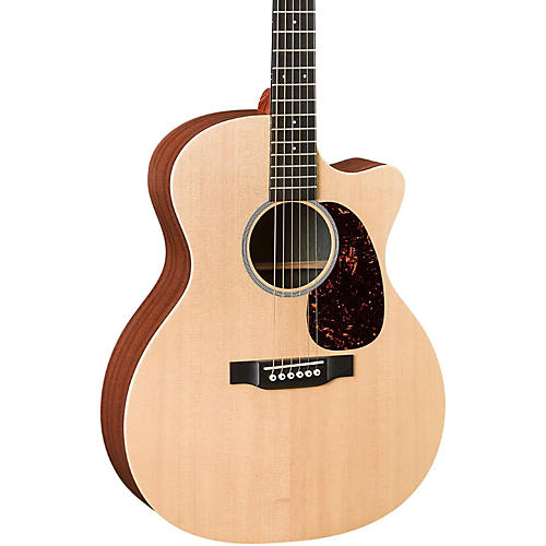 Martin X Series GPCX1AE Grand Performance Acoustic-Electric Guitar-thumbnail