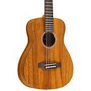 Martin X Series LX Koa Little Martin Acoustic Guitar