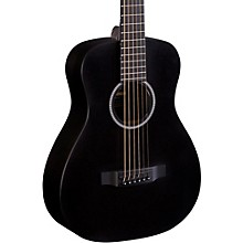 X Series LX Little Martin Acoustic Guitar Black