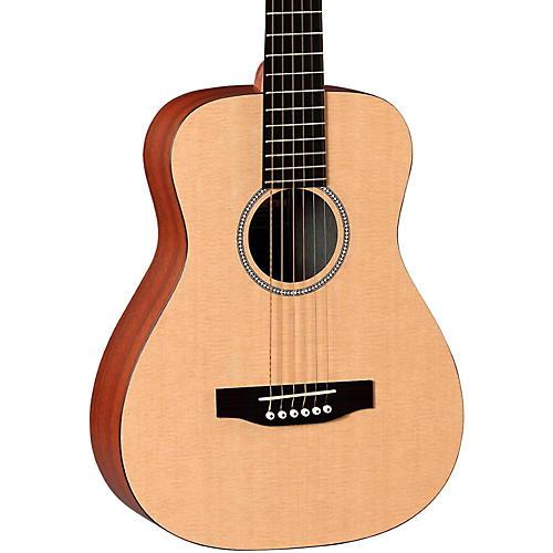 Martin X Series LX Little Martin Acoustic Guitar Natural