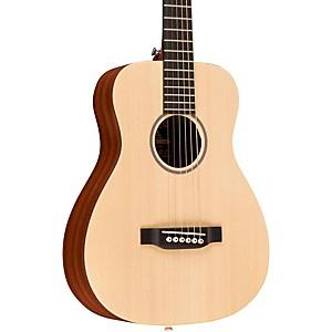 Martin X Series LX1 Little Martin Left Handed Acoustic Guitar