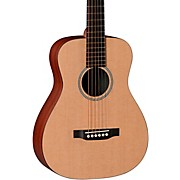 Martin X Series LXME Little Martin Acoustic-Electric Guitar