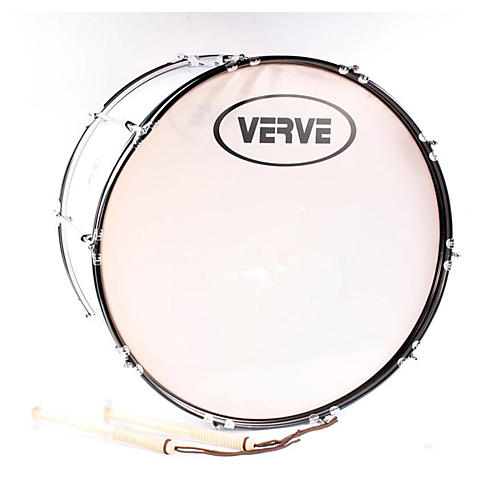 Verve X Series Marching Bass Drum