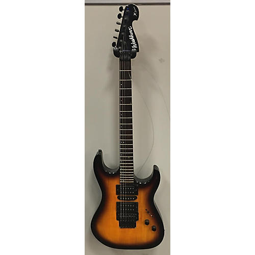 photos of washburn electric guitar x series