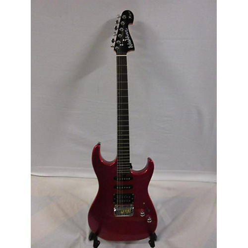 Used    Washburn       X      Series    Solid Body    Electric    Guitar Red