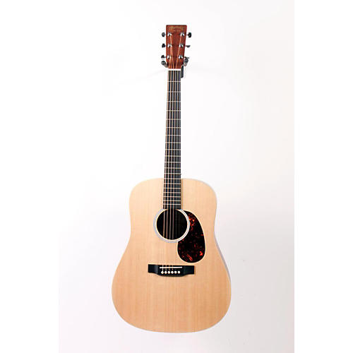 Martin X Series X1-D Custom Dreadnought Acoustic Guitar-thumbnail