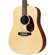 X Series X1-DE Custom Dreadnought Acoustic-Electric Guitar Natural Solid Sitka Spruce Top