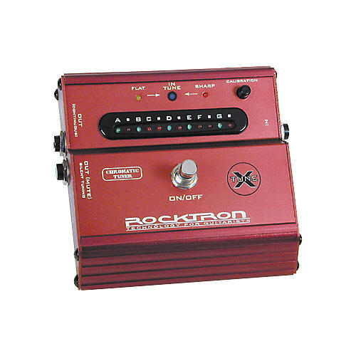 Rocktron X-Tune Guitar Tuner Stomp Box