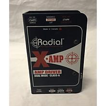 Radial Engineering X-amp Guitar Preamp