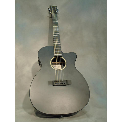 Martin X000cebk Black Acoustic Electric Guitar
