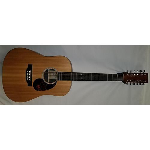 Martin X1-D12E 12 String Acoustic Guitar-thumbnail