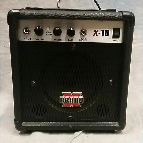 Brand X X10 Guitar Combo Amp