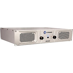 Crown X1000 Stereo 2x300 Watt Power Amp by Crown