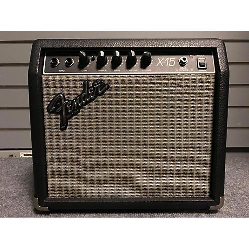 Fender X15 Guitar Combo Amp