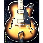 DeArmond X155 Hollow Body Electric Guitar