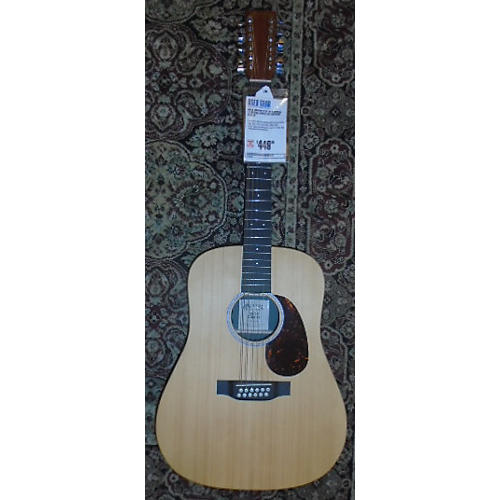 Martin X1D12E 12 String Acoustic Electric Guitar