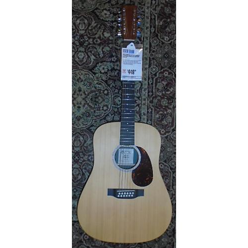 Martin X1D12E 12 String Acoustic Electric Guitar-thumbnail