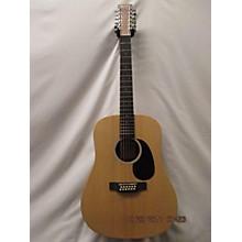 Martin X1D12E 12 String Acoustic Electric Guitar