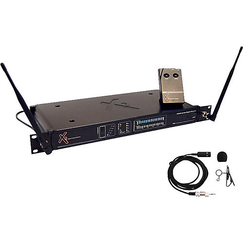 Line 6 X2 XDR-954 Digital Cardioid Lavalier Wireless Mic System-thumbnail