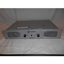 Crown X2000 Stereo 2x450W Power Amp