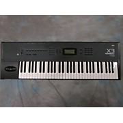Korg X3 61 Keyboard Workstation