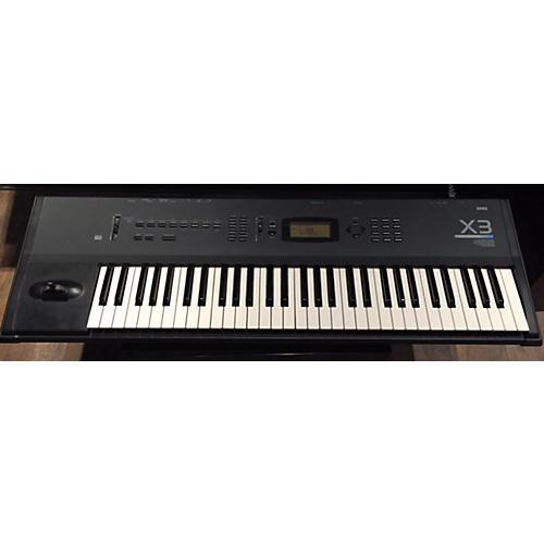 Korg X3 Keyboard Workstation