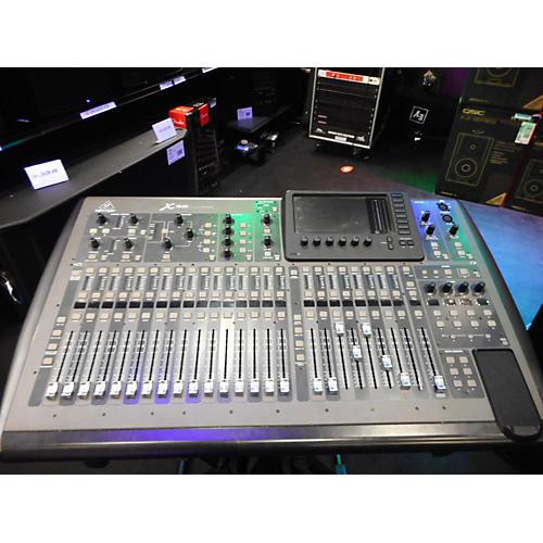 used behringer x32 32ch digital mixer digital mixer guitar center. Black Bedroom Furniture Sets. Home Design Ideas