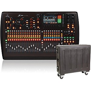 Behringer X32 Digital Mixer with Case by Behringer
