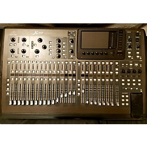 used behringer x32 digital mixer guitar center. Black Bedroom Furniture Sets. Home Design Ideas