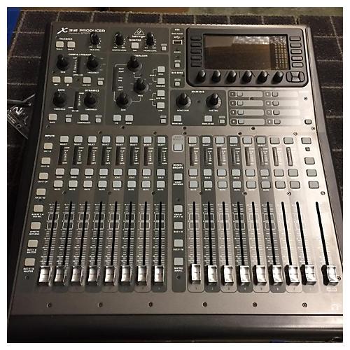 Behringer X32 Producer Digital Mixer-thumbnail
