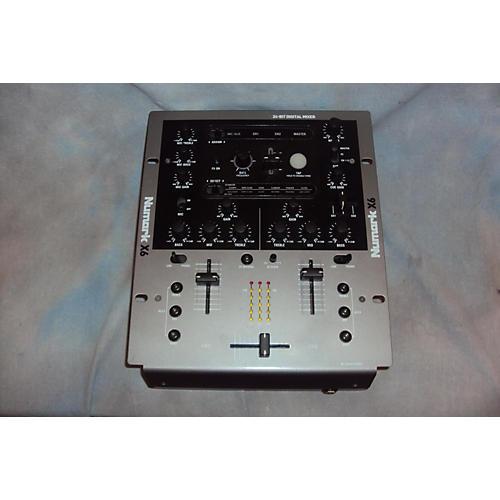 Numark X6 DJ Mixer-thumbnail