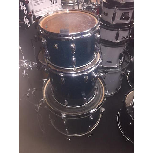 used pdp by dw x7 acoustic drum pack natural honey guitar center. Black Bedroom Furniture Sets. Home Design Ideas