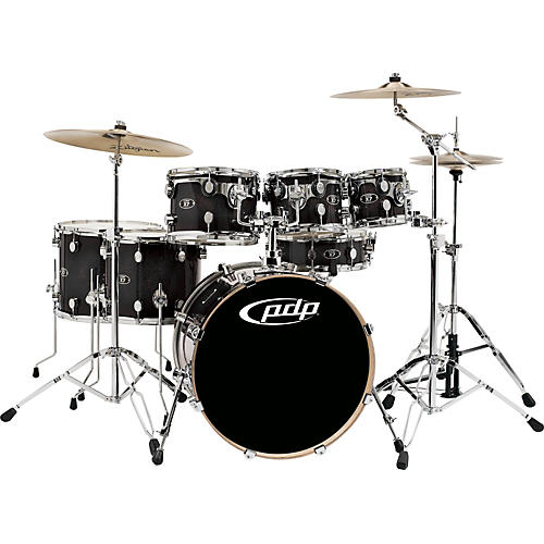 PDP by DW X7  Maple 7 Piece Lacquer Shell Pack-thumbnail