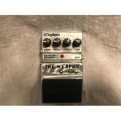 Digitech XASDD THE WEAPON Effect Pedal