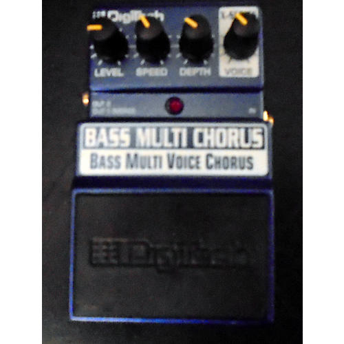 Digitech XBC Bass Multi Chorus Bass Effect Pedal-thumbnail