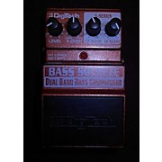 Digitech XBS Bass Squeeze Compressor Bass Effect Pedal