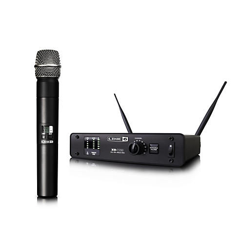 Line 6 XD-V55 Digital Wireless Handheld Microphone System-thumbnail
