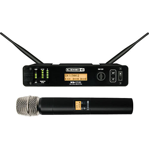 Line 6 XD-V75 Digital Wireless Handheld Microphone System-thumbnail