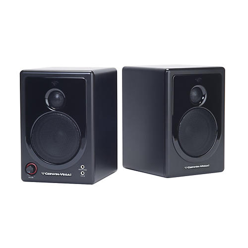 Cerwin-Vega XD3 Powered Desktop Speakers