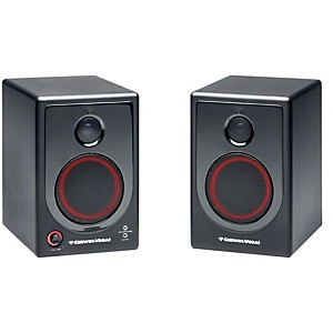 Cerwin-Vega XD4 4 inch 2-Way Powered Desktop Speakers