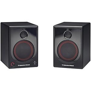 Cerwin-Vega XD5 5 inch 2-Way Powered Desktop Speakers