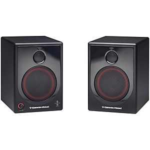 Cerwin-Vega XD5 5 inch 2-Way Powered Desktop Speakers