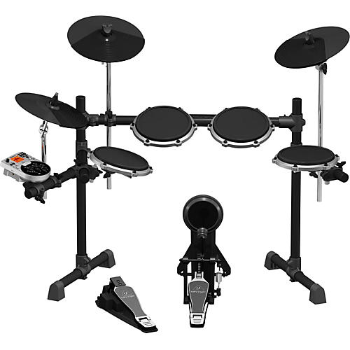 Behringer XD80USB High-Performance 8-Piece Electronic Drum Set-thumbnail