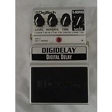 Digitech XDD Effect Pedal