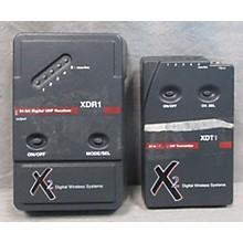 X2 Digital Wireless XDR1 Instrument Wireless System